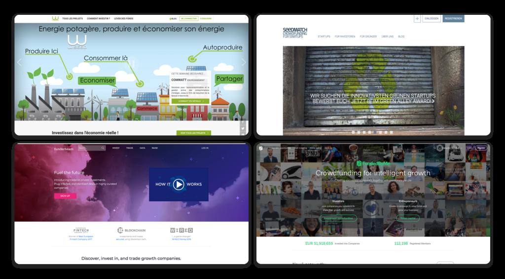 Europejskie platformy crowdfundingu udziałowego