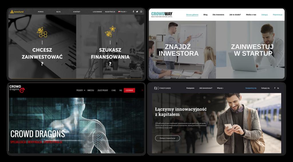 Polskie platformy crowdfundingu udziałowego