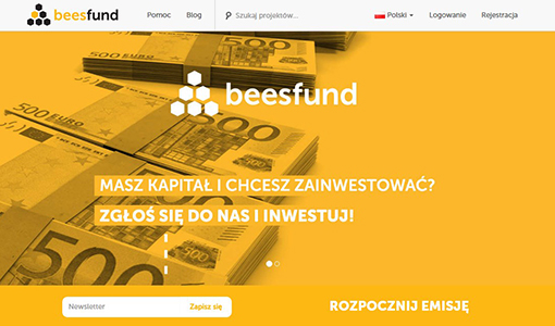 beesfund WE the CROWD